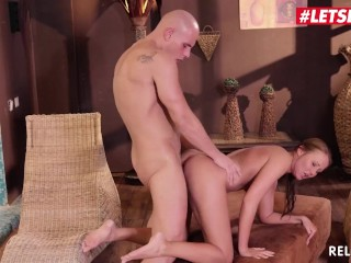 Relaxxxed – Angel Blade Gorgeous Hungarian Babe Passionate Pussy Fuck By The Pool – LETSDOEIT