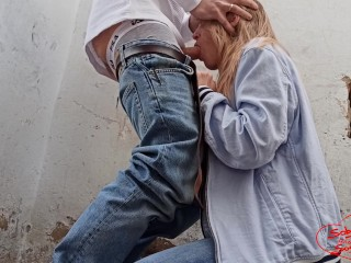 Cum in mouth during recess helped relieve stress – SOboyandSOgirl