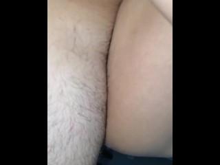 Step-sister loves eating my ass