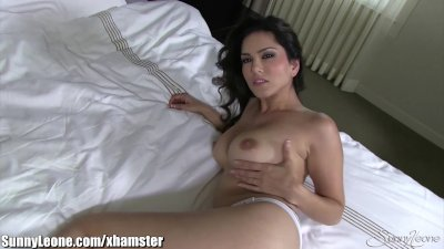 SunnyLeone Sunny Leone in a luxuruous resort masturabating