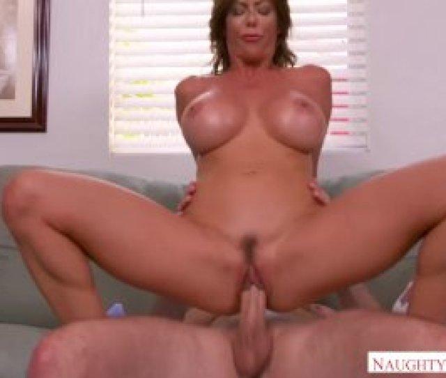Naughty America Busty Milf Sex