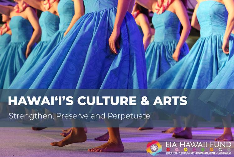 Hawai'i's Culture and Arts