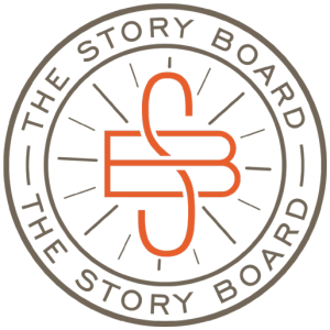 The Story Board Logo