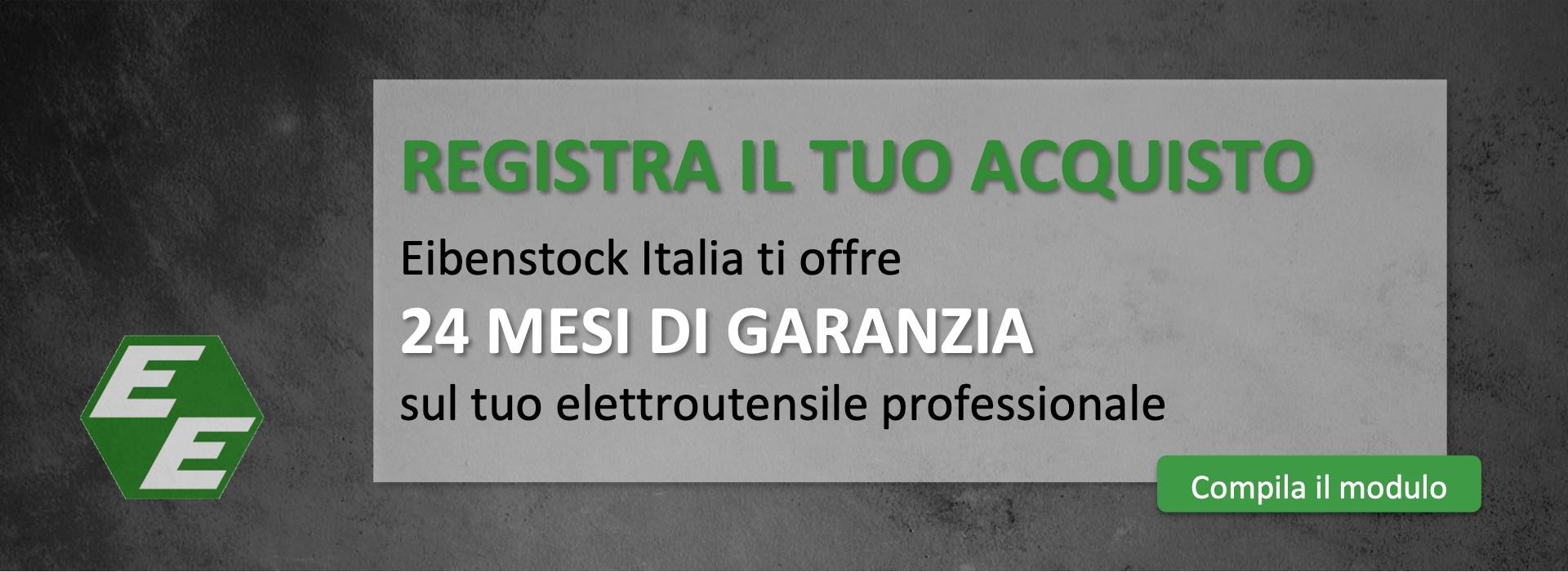 Estensione Garanzia Eibenstock