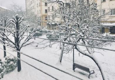 [eiberri.eus] Los inviernos, más suaves y con menos nieve en Debabarrena