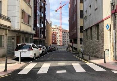 [eiberri.eus] El ayuntamiento afirma que no es viable el aparcamiento en batería en Blas Etxebarria