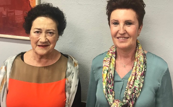 [eiberri.eus] Ana Alberdi e Isabel Sarasua se incorporan a la candidatura del PSE-EE Eibar