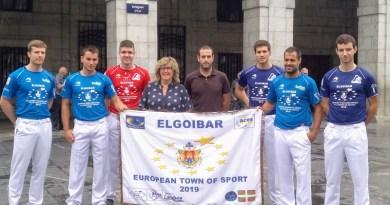 [eiberri.eus] Todo preparado para el II Torneo San Bartolomé de Pelota en Elgoibar