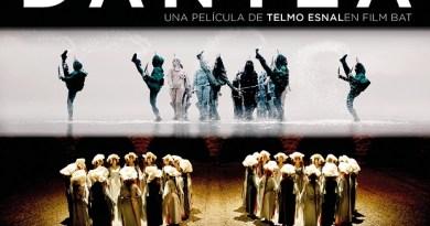 """[eiberri.eus] """"Dantza"""" dará inicio hoy al ciclo de cine al aire libre de Eibar"""
