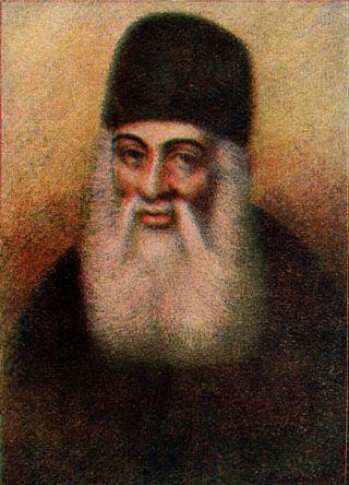 "Rabbi Jonathan Eibeschuetz (1695-1764). From the ""Olive Seedlings"" website, via Wikimedia Commons."