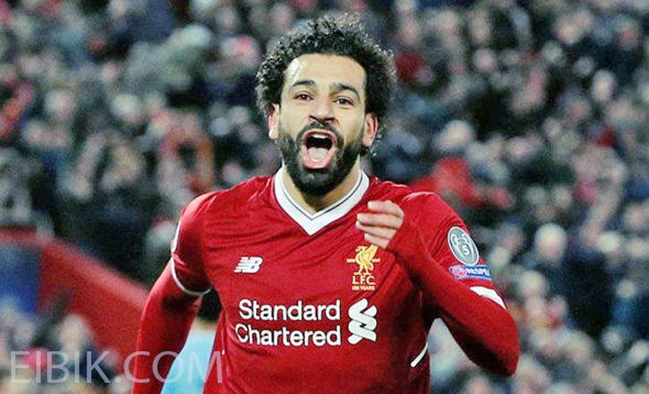 Mohamed-Salah stats