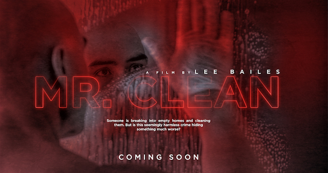 Mr CLEAN teaser poster