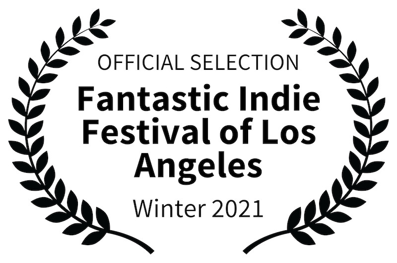 IMPRINT Official Selection Fantastic Indie Festival of LA laurel
