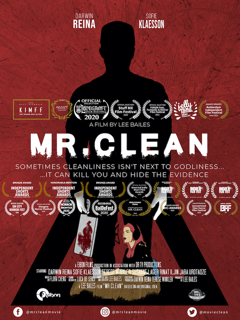 Mr Clean Gold laurels