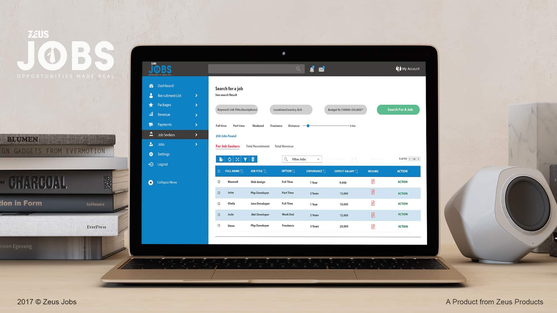 job portal software