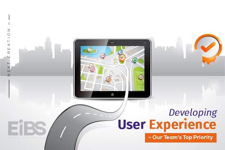 developing user experience