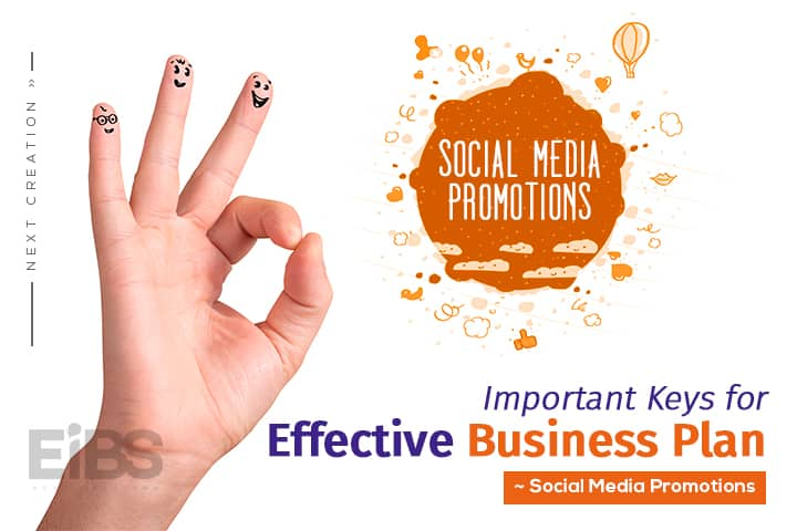 social media business plan