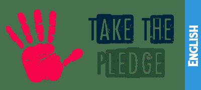 take the pledge english