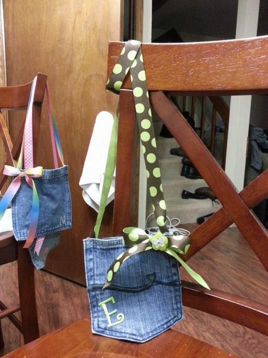 Cousin Eva's purse