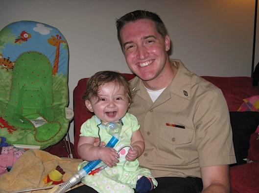 Matt and Namine in 2009