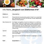 Vergleich von Diätformen 10Volumetrics 150x150 - Info-Reihe: Vergleich von Diätformen