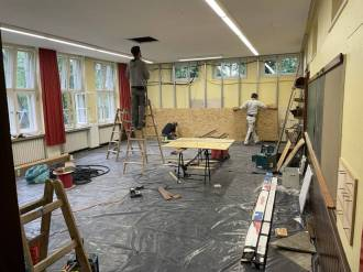 Umbau Postdammschule (1)
