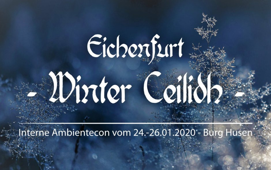 Eichenfurt – Winter Ceilidh