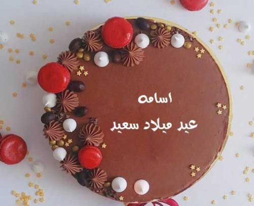 تهنئة عيد ميلاد سعيد محمد