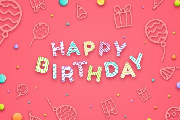 كلمات عيد ميلاد عن نفسي - عبارات ورسائل تهاني لعيد ميلادي وحالات عن نفسي
