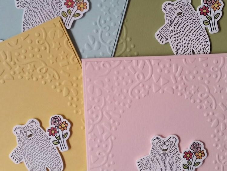 Wordless Wednesday: baby cards!!