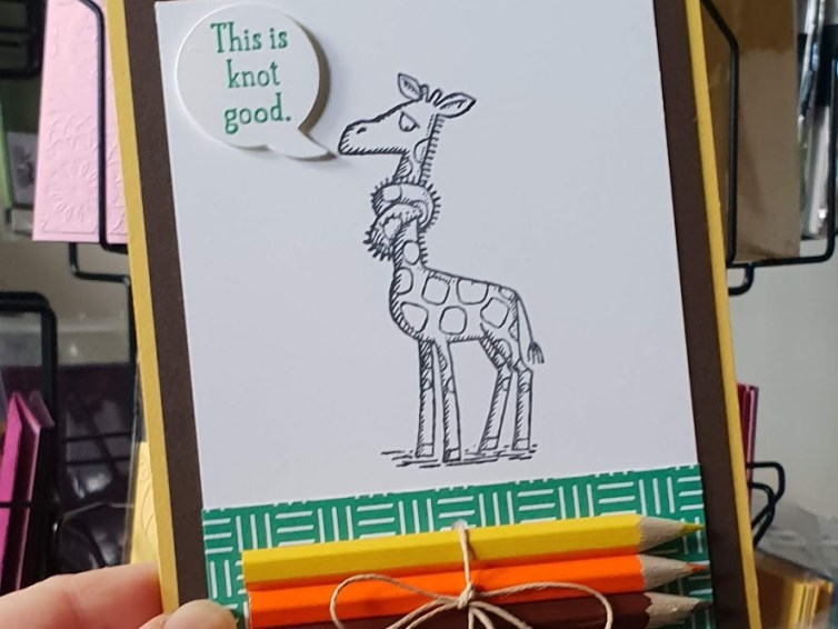 Make it Monday: Colouring Cards!