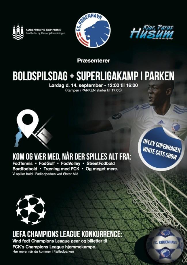 FCKboldspilsdag