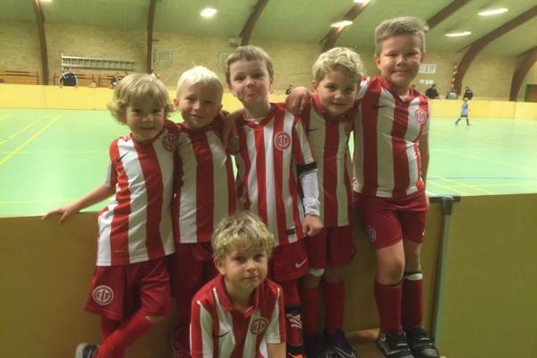 Nye fodboldhold for Espergærdes yngste