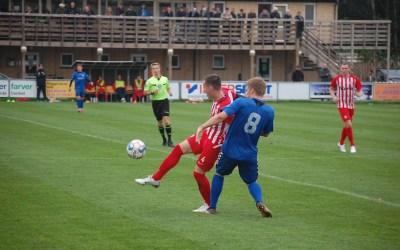 Espergærde og Ballerup delte i intens indefodboldkamp