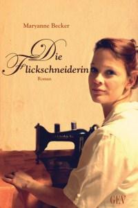 """Maryanne Becker liest in der Galerie Eifel Kunst aus ihrem Roman """"Die Flickschneiderin""""."""