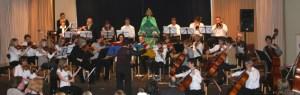Weltbekannte Klassik-Stücke will das Orchester der Musikschule Schleiden aufführen. Bild: privat