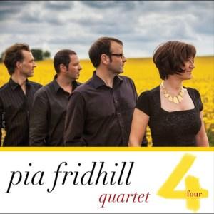 Ab September zu haben: Das neue Album von Pia Fridhill.