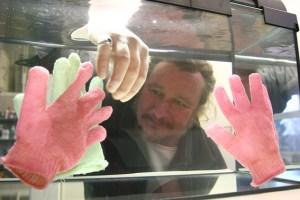 Hermann J. Kassel lädt aus Anlass des Akademiefestes zu einem Kunstworkshop ein. Archivbild: Tameer Gunar Eden/Eifeler Presse Agentur/epa