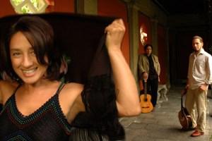 Maria Carvalho und das Trio Fado gehören zu den Publikumslieblingen in der Comedia. Bild: Reinhard Simon
