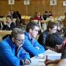 Zur Erfassung der Personendaten der Spendenwilligen waren 30 Schreibkräfte erforderlich. (Foto: Reiner Züll)