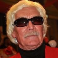 Heino mit Schnurrbart. Den wollte Peter Berbuir für seine Maskerade nicht opfern. (Foto: Reiner Züll)
