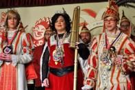 Das Damendreigestirn aus Reifferscheid. (Foto: Reiner Züll)