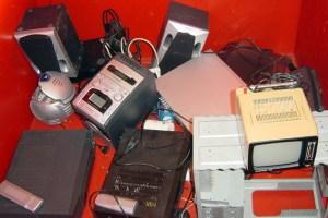 Elektroschrott muss stets fachgerecht entsorgt werden. Bild: Kreis Euskirchen