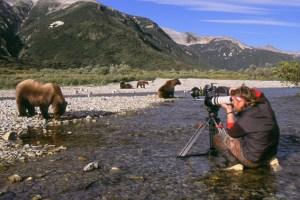 Andreas Kieling ist bekannt für seine packenden Aufnahmen. Bild: Andreas Kieling