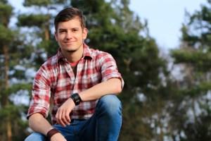 Martin Bollig soll ein Nachmittagskonzert beim Schleidener Tierschutztag geben. Bild: Privat