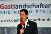 Bei der Pressekonferenz in der Rheinland-Pfalz-Vertretung in den Berliner Ministergärten stellte sich der neue Geschäfstführer der Rheinland-Pfalz Tourismus GmbH, Stefan Zindler, vor. Foto: Reiner Züll