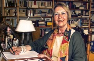 Rita Rosen schreibt ihre Gedichte bevorzugt im eifeler Dialekt. Sie ist unter anderem Mitglied der 'Deutschen Haiku-Gesellschaft.' Bild: Veranstalter