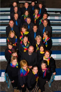 Der Kammerchor Schleiden gastiert im Großen Kursaal in Gemünd. Bild: Privat