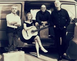 Das Ulla Haesen Quartett ist unterwegs durch die Eifel. Bild: Privat