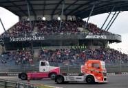 Truck.-Race
